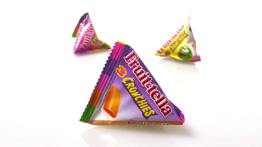 Fruitella Crunchies sweets photo 1