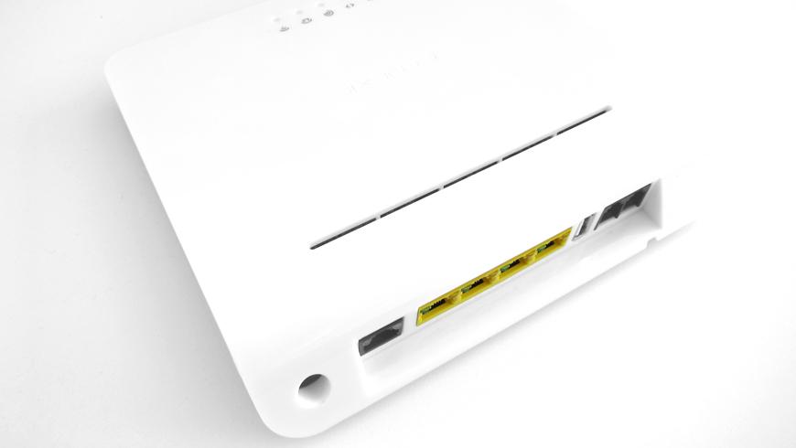 Desktop router photo 1