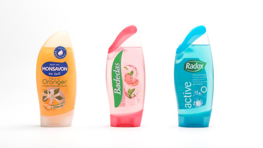 Series of packs for Duschdas, Badedas, Radox and Monsavon photo 11