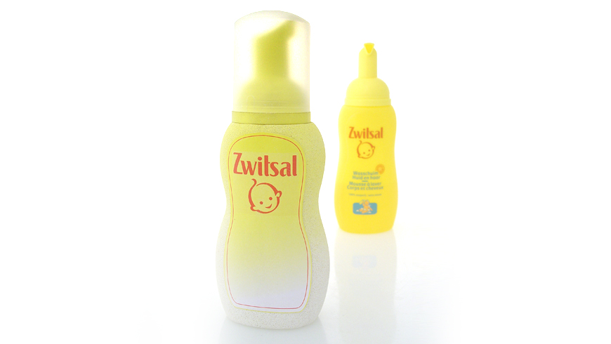 Foamer with the famous Zwitsal fragrance photo 1