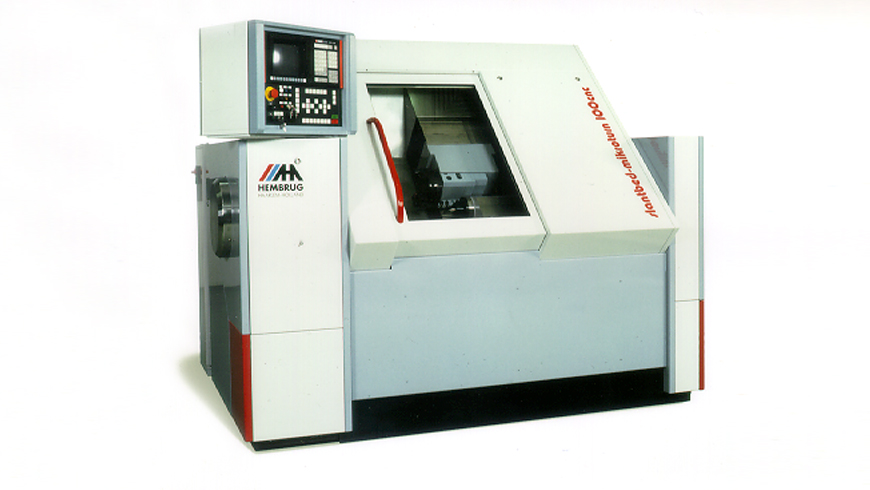 CNC Lathe photo 1