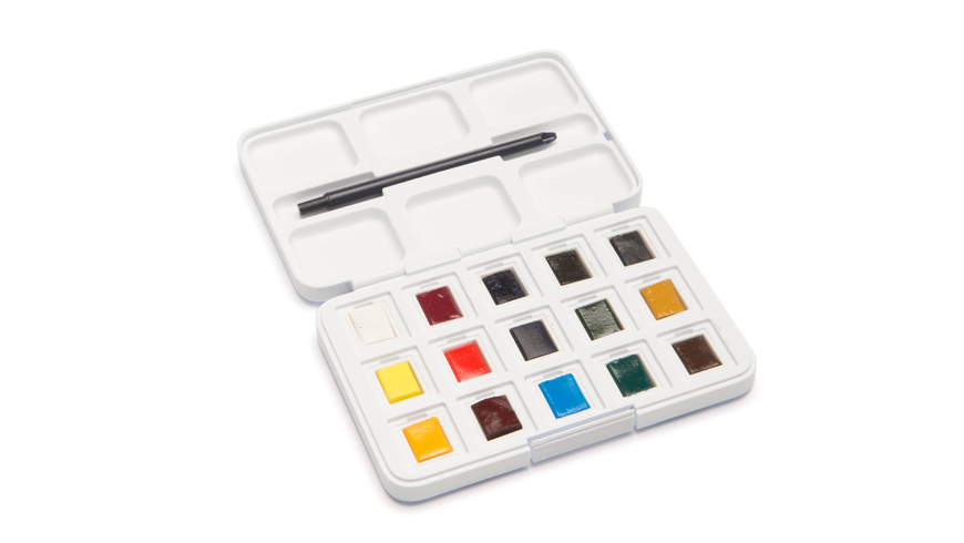 Van Gogh water colour pocket box photo 2